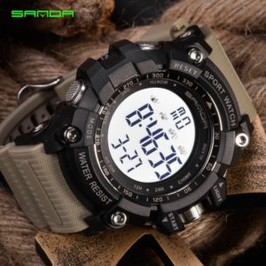 G style Men's Sports Watch Fashion Digital Mens Watches Waterproof Countdown Dual Time shock Wristwatches Relogio Masculino
