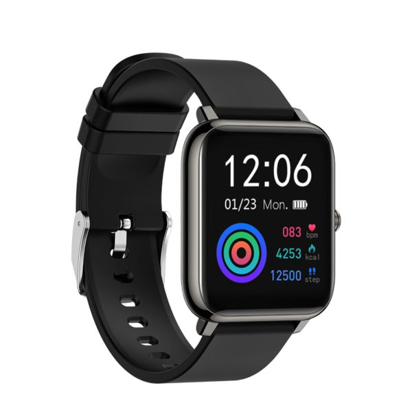 B57 Smart watches Waterproof Sports for iphone phone Smartwatch Heart Rate Monitor Blood Pressure Functions For Women men kid