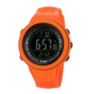 Men's Boy Lcd Digital Stopwatch Date Rubber Sport Watch Luxury Men Analog Digital Military Army Sport Led Waterproof Wrist Watch